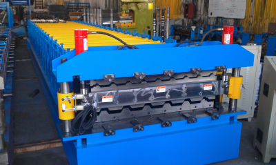 KR18 roll forming machine